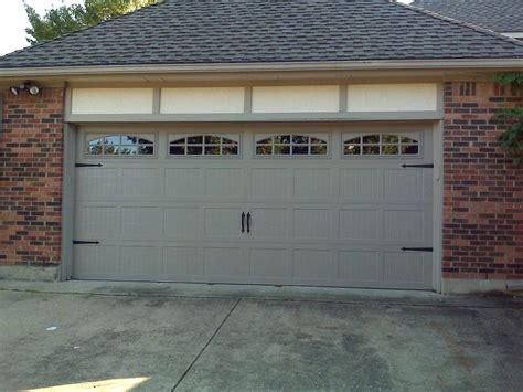 garage door opener carriage garage door accessories frame of garage door
