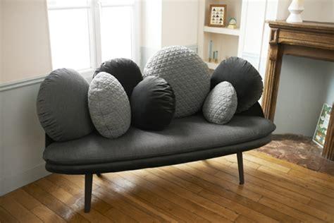 canap original nuage design du canapé futuriste archzine fr