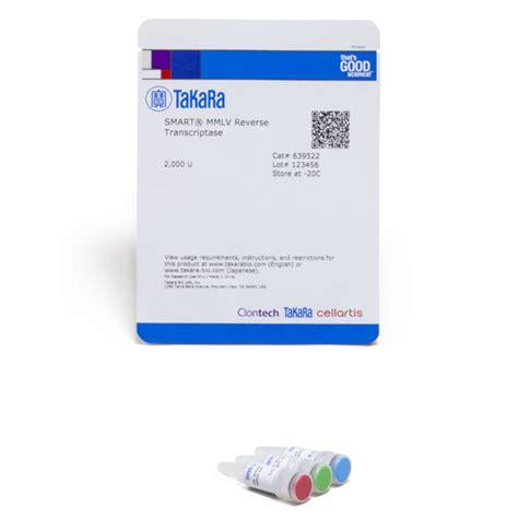 Ultrapure SMART MMLV Reverse Transcriptase for RT-PCR