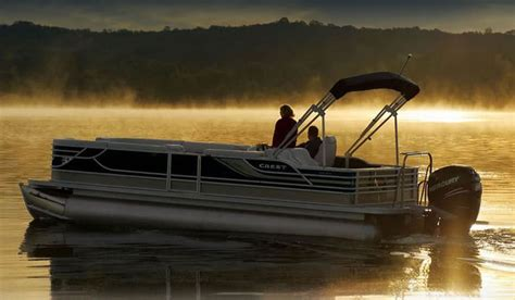 Crest Pontoon Boat Dealers In Nc by Home Page Slider