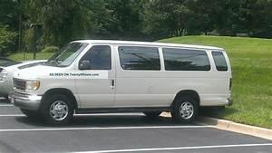 1992 Ford E350 15 Passenger Window Van