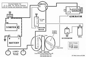 Delco Remy Voltage Regulator Wiring Diagram 1080 Massey