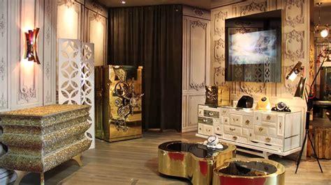 Boca Do Lobo by Boca Do Lobo Showcases Luxury Furniture At Bdny Home