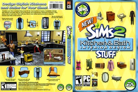 sims  kitchen  bath interior design stuff pc