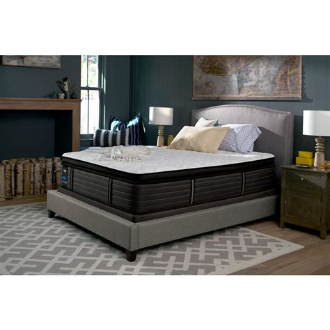king pillow top mattress sealy response premium 16 in california king cushion firm