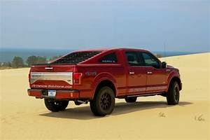 ford-f150-AeroX-mvs-mustang-truck-bed-topper - The Fast Lane Truck