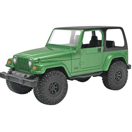 revell snap tite build play jeep wrangler rubicon