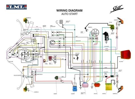Yamaha Scooter Wiring Diagram Ga by Modern Vespa 1979 P125 Electrical Woes