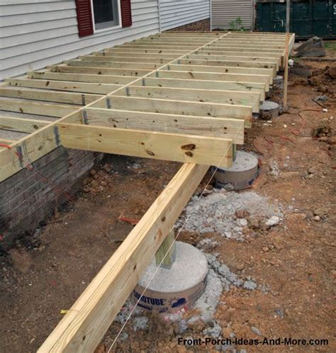 Pier Foundation Design by Porch Foundations Front Porches Porch And Foundation