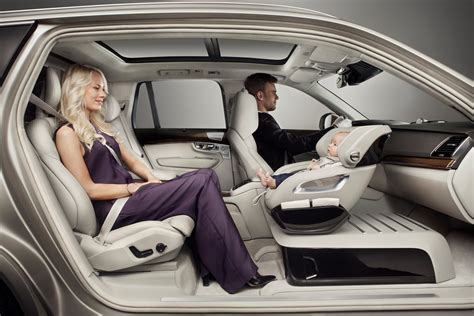 volvo cars adds   luxury  excellence child