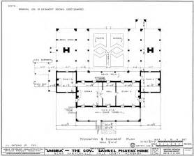 architectual plans file umbria plantation architectural plan of raised basement png