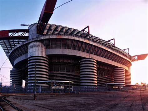stadium, Soccer, Milan, AC Milan, Inter Milan, Italy ...