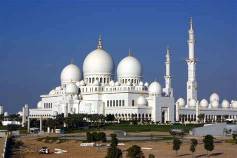 Abu Dhabi Mosque Wallpaper by Mosque Abu Dhabi Wallpaper Desktop Backgrounds