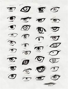 Anime Eyes by Ufuru18 on DeviantArt