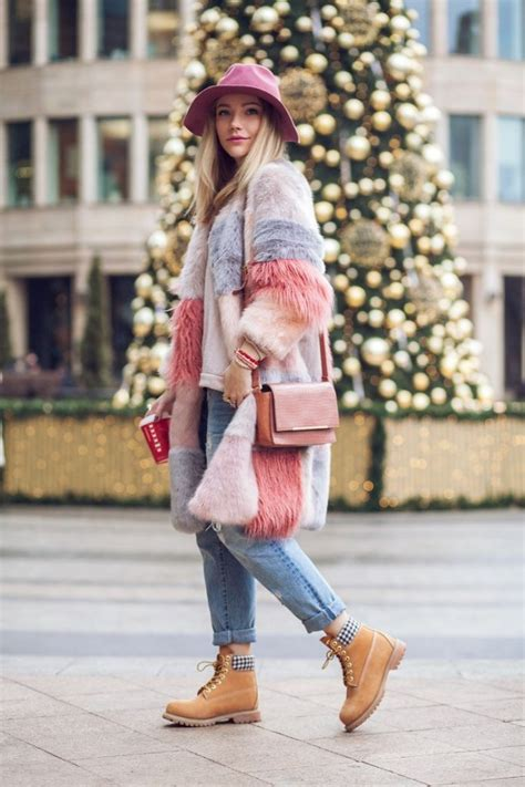 Casual Street Style Looks With Timberland Boots - fashionsy.com