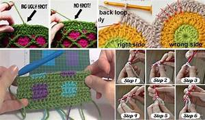 Here U2019s A Collection Of Crochet Tips To Make Your Crocheting Easier And More Productive  Some Of