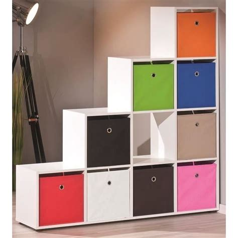 meuble de cuisine ikea d occasion etagère casiers 10 cases caboto blanc achat vente