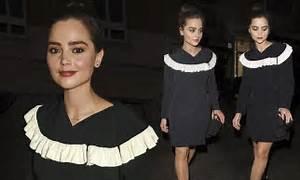 Jenna Coleman is elegant at Weinstein BAFTA party | Daily ...