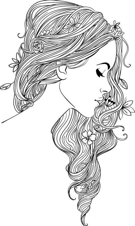 disegni da  perdere donnad