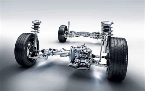 car rear suspension car suspensions for confident and comfortable drive