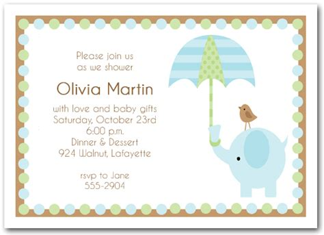 throw elephant baby shower theme baby shower