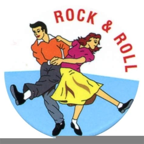 Rock And Roll Images Rock N Roll Dancers Clipart Free Images At Clker