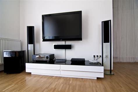 Fernseher Im Wohnzimmer by Fernseher Und Satellit Neue Technologien Perfekter