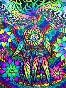 422 best images about ☮ Psychedelic Art ☮ on Pinterest ...