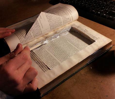 comment fabriquer une le cr 233 er un livre cachette vente et collecte de livres d occasion recyclivre