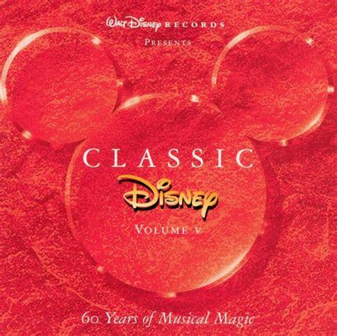 classic disney vol  disney songs reviews credits