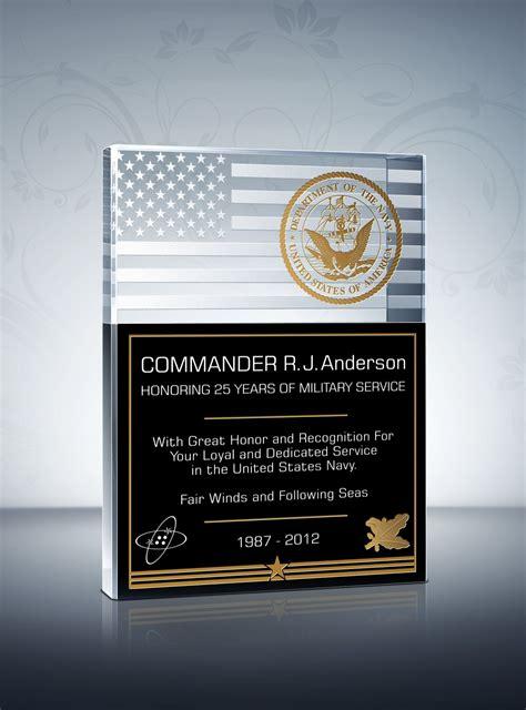 unique navy service plaques    quotes gifts