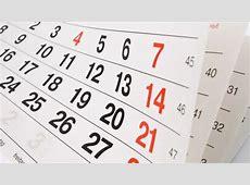 Feriados 2018 Veja os recessos e datas comemorativas no