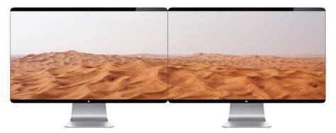 apple 4k thunderbolt display with new slim bezel design