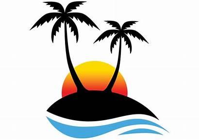 Sunset Clipart Clip Beach Clipground