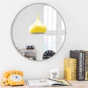 Spiegel Rund 60 Cm : runder spiegel aus metall d 60 cm parker maisons du monde ~ Whattoseeinmadrid.com Haus und Dekorationen