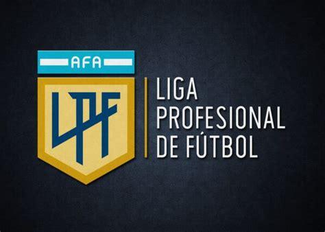 AFA presentó la Liga Profesional de Fútbol Argentino