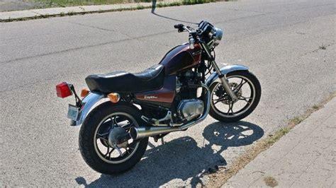 1983 Suzuki Tempter by Suzuki Tempter Parts Brick7 Motorcycle