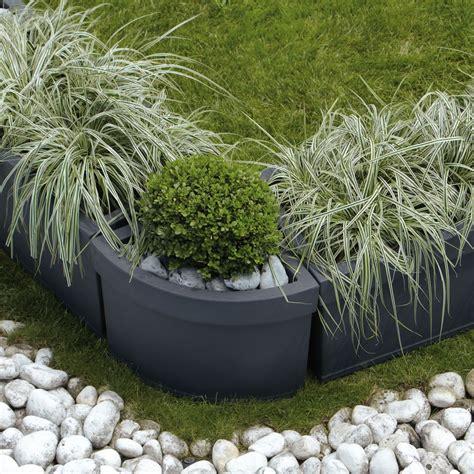 vasi esterno resina vaso angolare per piante themis nicoli