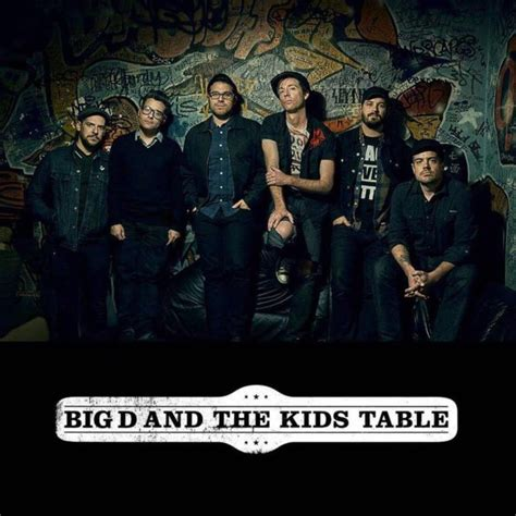 Premiere Big D And The Kids Table  Doped Up Dollies Rare