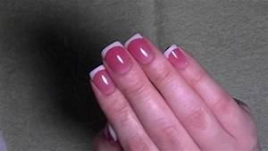 Pink White For Short Nails Acrylic Nails Giveaway (CLOSED ...