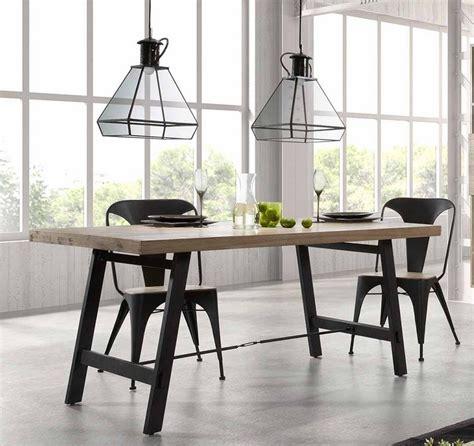 table et chaise salle a manger moderne salle 224 manger moderne 112 id 233 es d am 233 nagement r 233 ussi