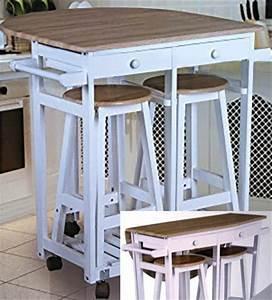 Bartisch Set Ikea : k chenbar inkl 2 hocker stehtisch bistrotisch real ~ Watch28wear.com Haus und Dekorationen