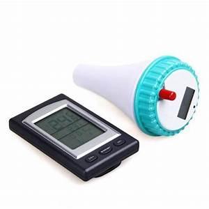 Thermometre Piscine Sans Fil : achetez en gros sans fil piscine thermom tre en ligne ~ Dailycaller-alerts.com Idées de Décoration