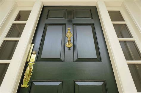 front door doors dark steel entry types projects winter winterize replacement renovation sell different improvement residential must things windows payoffs