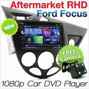 Ford Focus Mk1 Car Dvd Player Stereo Fascia Kit Head Unit Radio Mp3 Usb Cd Sd At