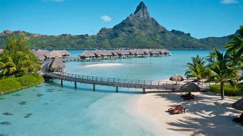 intercontinental bora bora resort thalasso spa majestic resorts