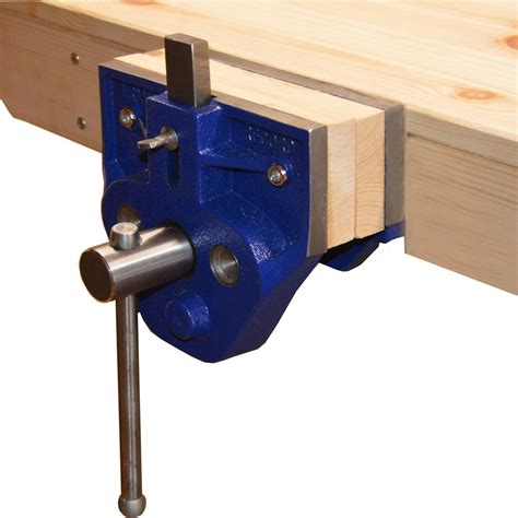 installed  woodworking vice irwin record tpd