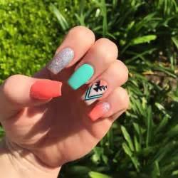Best summer acrylic nail art design ideas for trends premium psd vector downloads
