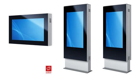 Selket Xl Outdoor Digital Signage