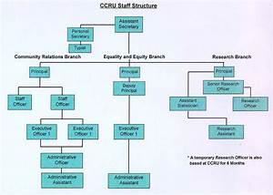 Ccru  Staffing Structure